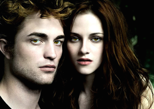 does edward and bella dating in real life